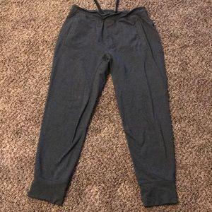 Lululemon Charcoal Pants